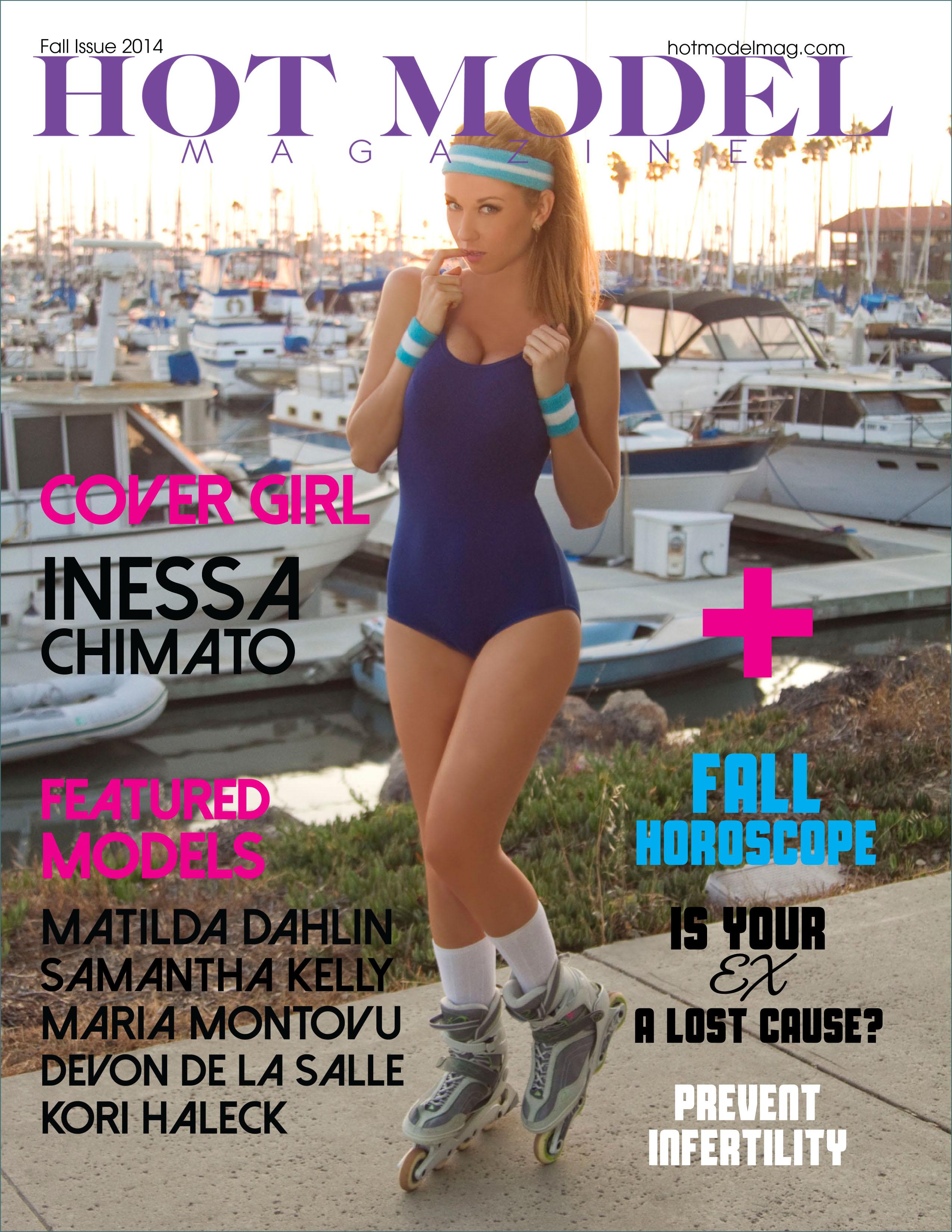 Hot Model Magazine Fall Issue