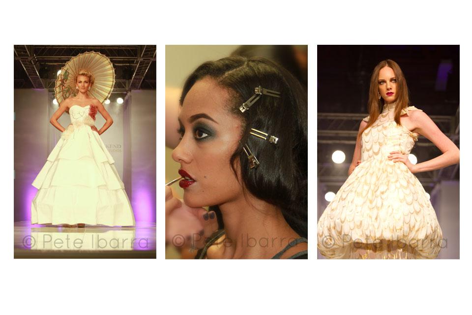 LA Fashion Weekend, Unique Vintage, Le Ma Li, Runway Show, Makeup and Hair, Photography